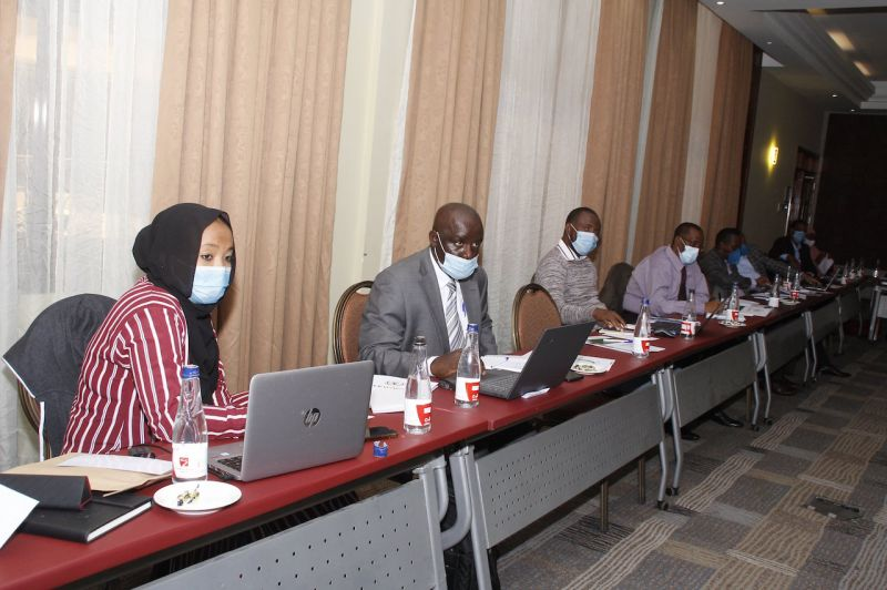 CEWARN conducted national conflict profiling exercise for Kenya