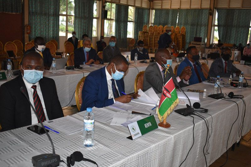 Senior IGAD Member States officials convene on strengthening regional cooperation in conflict prevention